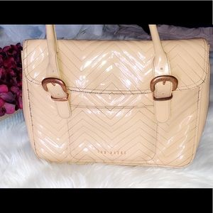 TED BAKER Nude Tote Bag